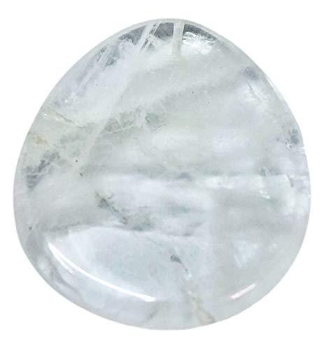 Clear Quartz Amplifying Meditation Stone