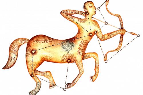 astrology crystals sagittarius