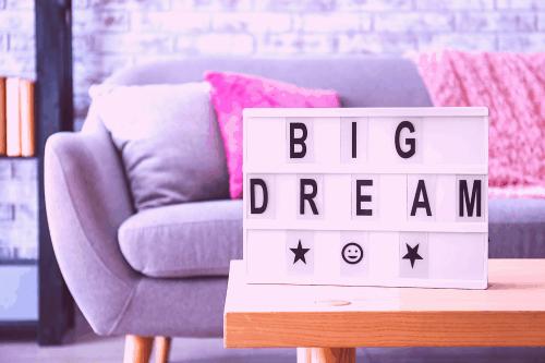 dream board vision board