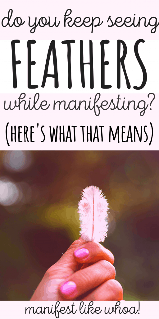 What Does It Mean When You Find Feathers While Manifesting (LOA Color Magic)