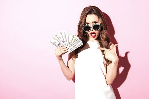 positive affirmations for money cash wealth