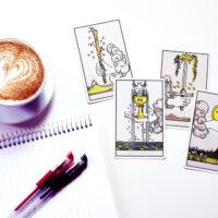 Aces Tarot Cards